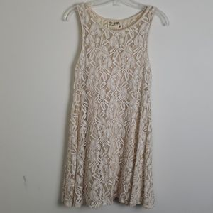 Free People fit and flare dress size small